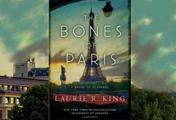 The Bones of Paris by Laurie R. King isis a thriller set in Paris during the 1920s.