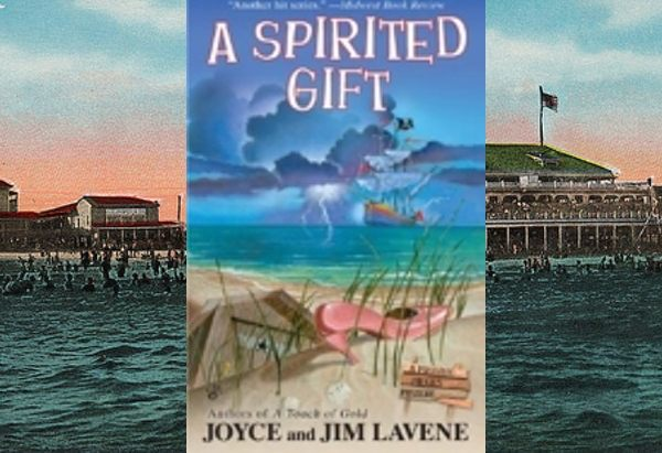 A Spirited Gift by Joyce Lavene