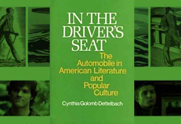 In the Driver's Seat by Cynthia Golomb Dettelbach