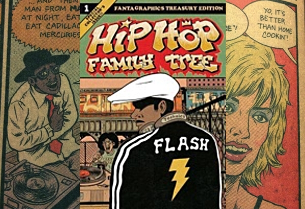 Hip Hop Family Tree, Vol. 1: 1970s-1981 by Ed Piskor