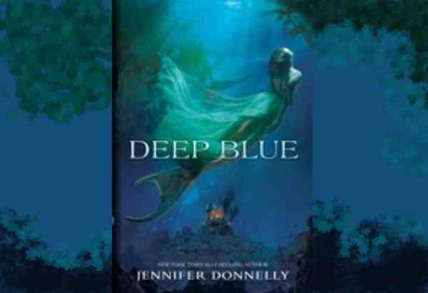 Deep Blue by Judy Cox