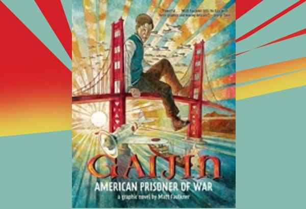 Gaijin: American Prisoner of War by Matt Faulkner