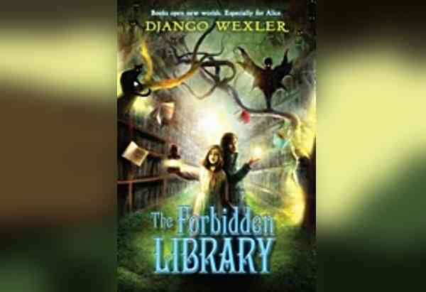The Forbidden Library by Django Wexler