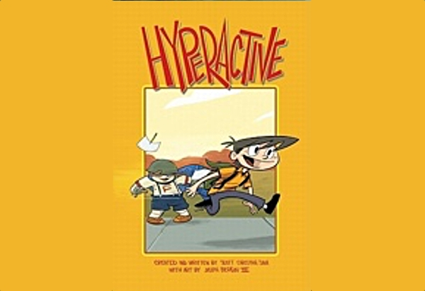 Hyperactive by Scott Christian Sava