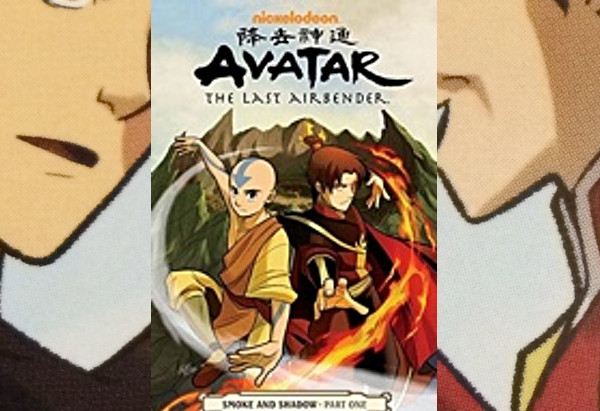 Avatar: The Last Airbender: Smoke and Shadow Part One by Gene Luen Yang