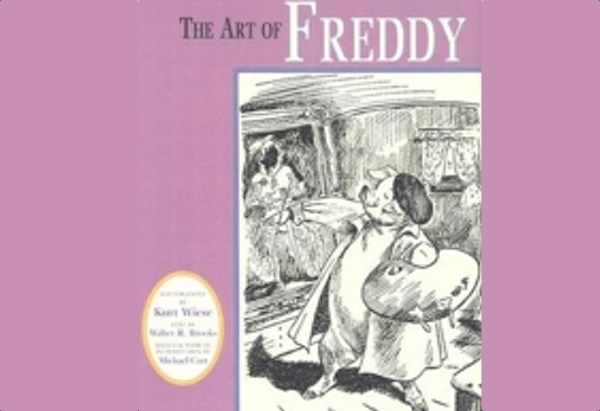 Art of Freddy by Walter R. Brooks