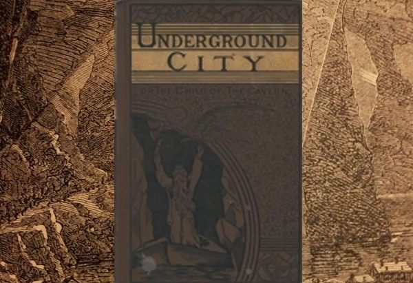 The Underground City (aka Child of the Cavern) by Jules Verne
