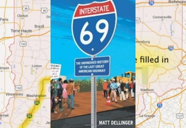 Interstate 69 by Matt Dellinger