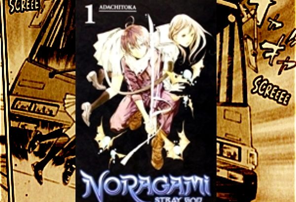 Noragami Volume 01 by Adachitoka