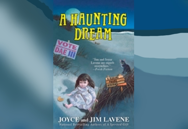 A Haunting Dream by Joyce Lavene