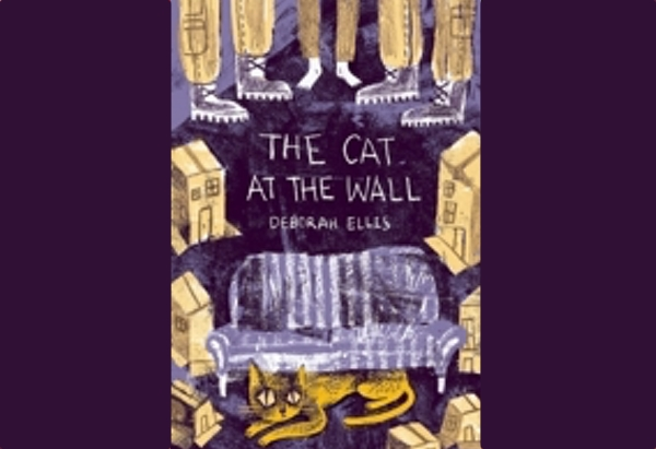 The Cat at the Wall by Deborah Ellis