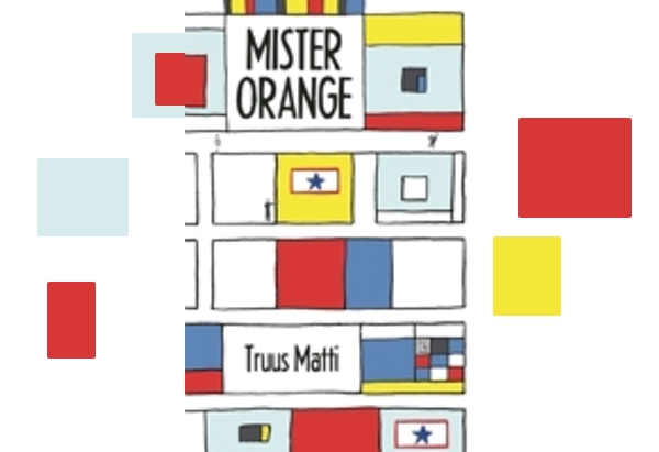 Mister Orange by Truus Matti