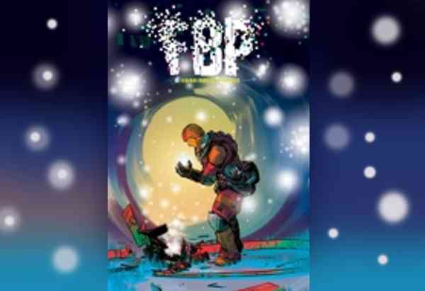 FBP: Federal Bureau of Physics, Vol. 4: The End Times by Simon Oliver