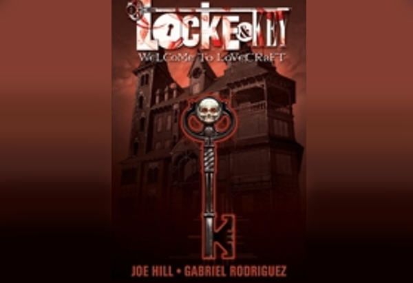 Locke & Key, Volume 1: Welcome to Lovecraft by Joe Hill