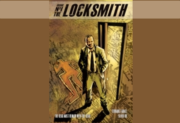 The Locksmith issue 1 by Terrance Grace
