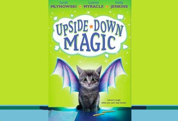 Upside-Down Magic by Jess Keating