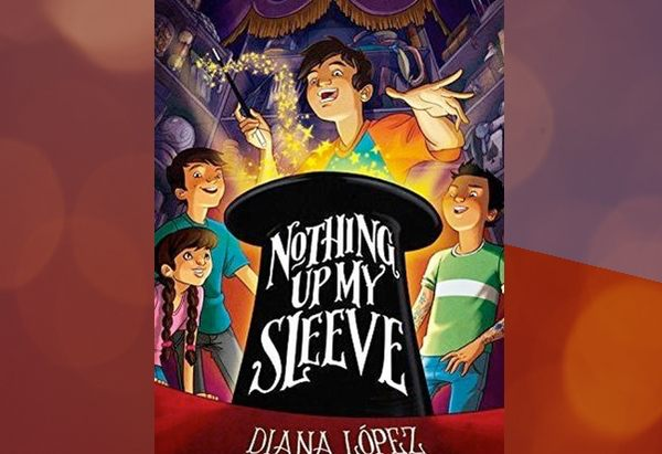 Nothing Up My Sleeve by Diana López