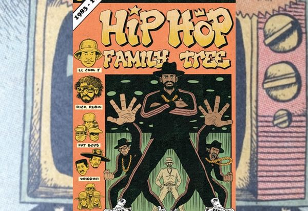 Hip Hop Family Tree, Vol. 3: 1983-1984 by Ed Piskor