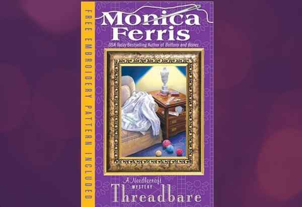 Threadbare by Monica Ferris