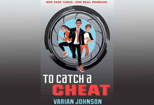 To Catch a Cheat by Varian Johnson