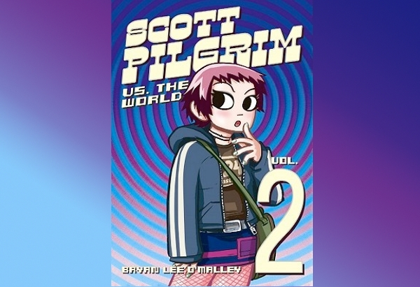Scott Pilgrim Vs. the World by Bryan Lee O'Malley