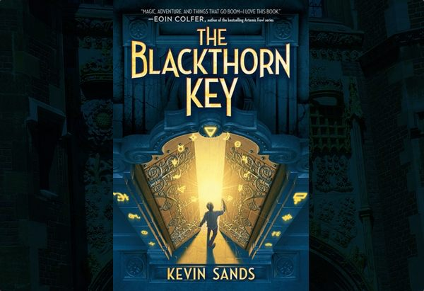 The Blackthorn Key by Kevin Sands