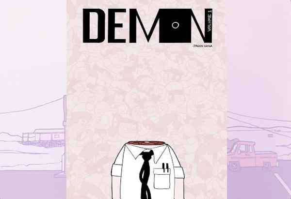Demon Volume 1 by Jason Shiga