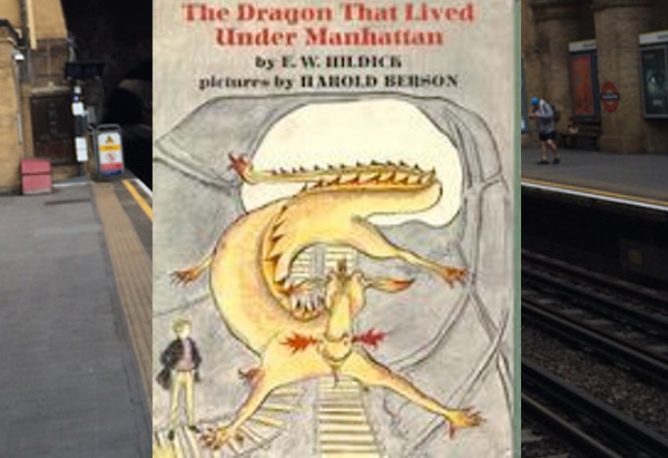 The Dragon That Lived Under Manhattan by E.W. Hildick