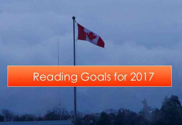 Reading goals for 2017