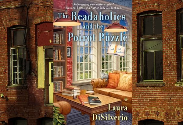 The Readaholics and the Poirot Puzzle by Denis Markell
