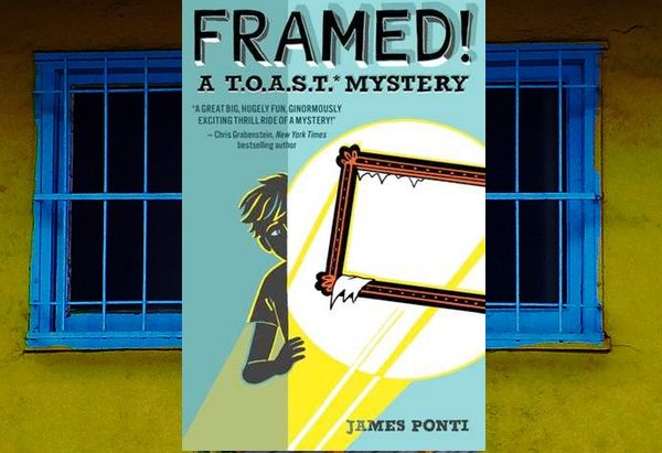 Framed! by James Ponti