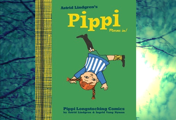 Pippi Moves In by Astrid Lindgren