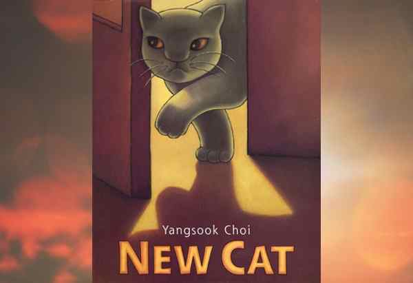 New Cat by Yangsook Choi