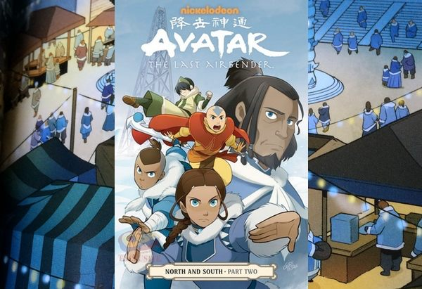 Avatar: The Last Airbender - North and South, Part Two by Gene Luen Yang