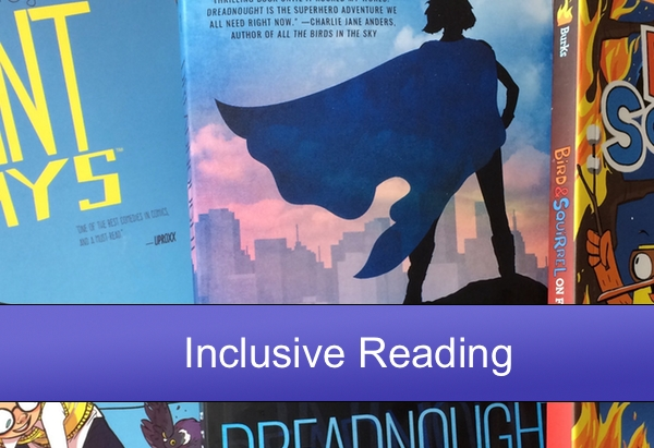 Inclusive reading in February 2017