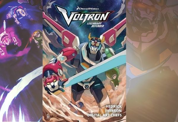Voltron: Legendary Defender, Volume 1