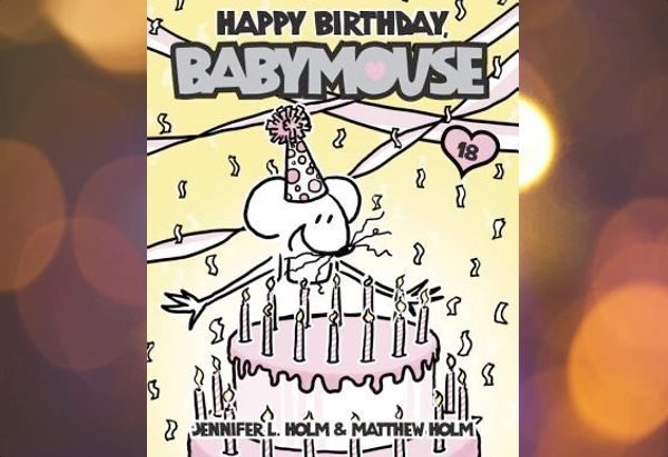 Happy Birthday, Babymouse