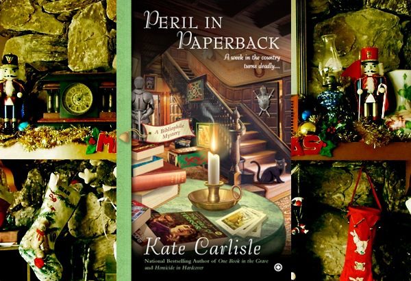 Peril in Paperback by by Kate Carlisle