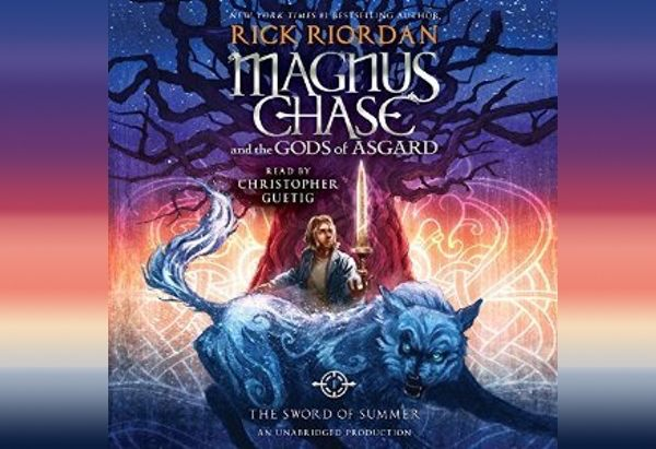 The Sword of Summer by by Rick Riordan