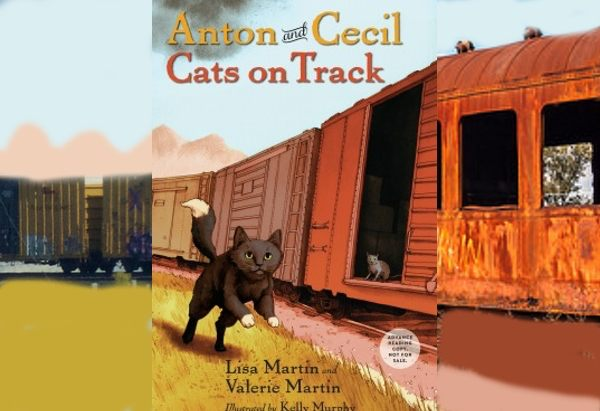 Cats on Track by Lisa Martin and Valerie Martin