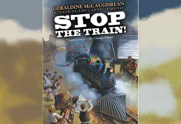 Stop the Train! by Geraldine McCaughrean and Valerie Martin