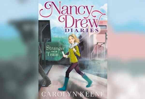Strangers on a Train by Carolyn Keene
