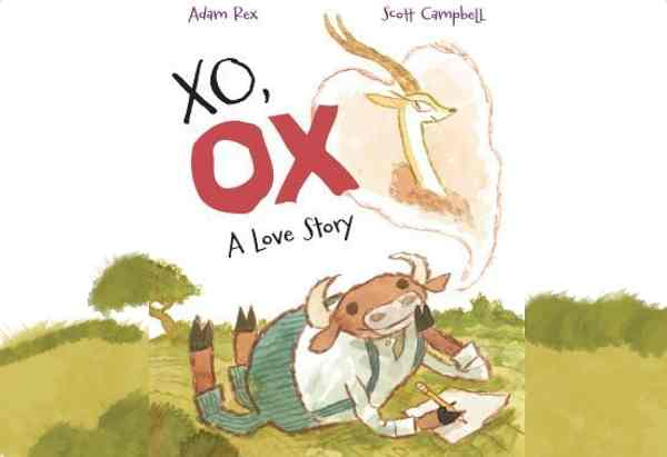 XO, OX: A Love Story by Adam Rex