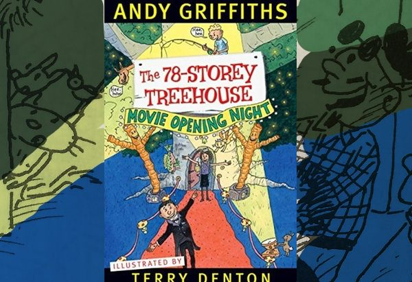 The 78-Storey Treehouse by by Andy Griffiths