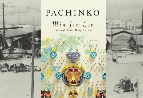 Pachinko by by Min Jin Lee