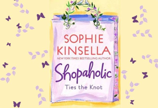 Shopaholic Ties the Knot by by Sophie Kinsella