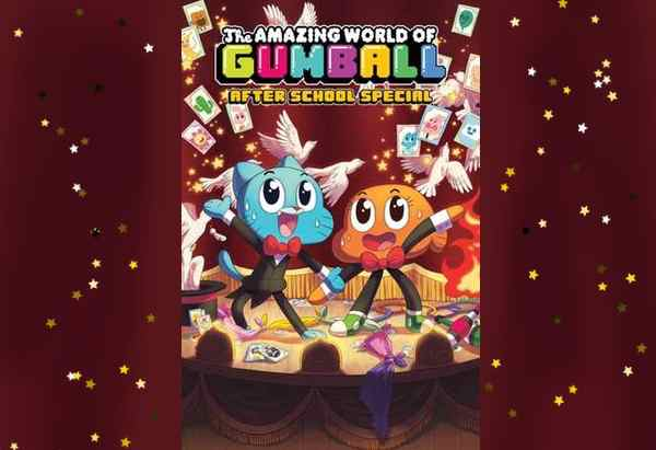 The Amazing World of Gumball: After School Special by by Ben Boquelet