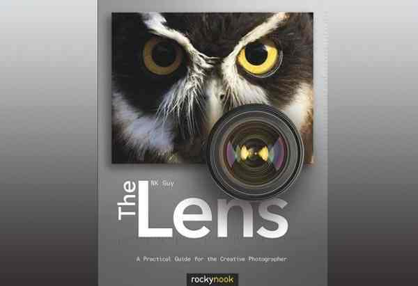 The Lens  by N.K. Guy