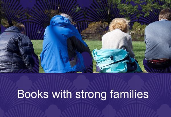 Books with Strong Families.