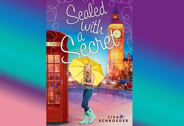 Sealed with a Secret  by Lisa Schroeder